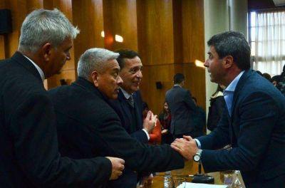 Tras la reunión del PJ, la casi totalidad de los intendentes respaldaron a Uñac