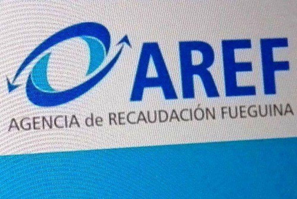 AREF informó que en abril ingresaron 596,3 millones de pesos