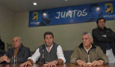 """Uñac: """"Conformaremos un frente electoral que ganará muy bien las elecciones"""""""