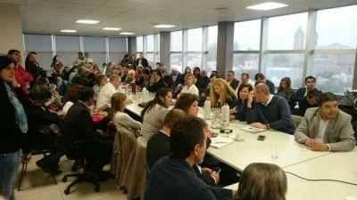 La mitad de los aportes del Plan Castello a los municipios serán no reintegrables