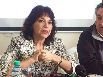 Negrón confirmó fecha de elección y desprendió a Zúñiga de la interna