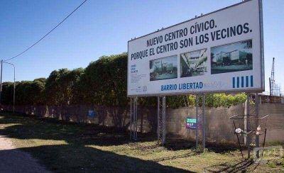 Rescinden contrato con empresa que estaba construyendo el nuevo Centro Cívico