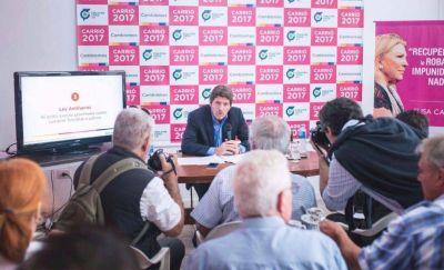 El diputado Castello rechaza que hayan sido 30 mil los desaparecidos durante la dictadura