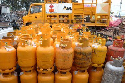 El Municipio no puede decidir el precio de la garrafa en los comercios