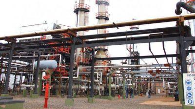 Una isla: sólo Neuquén logró producir más gas
