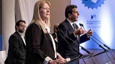Massa y Stolbizer: avanza un acuerdo electoral