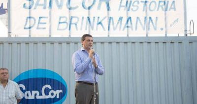 SanCor: Confirman el cierre de la planta de Brinkmann y el despido de todo su personal