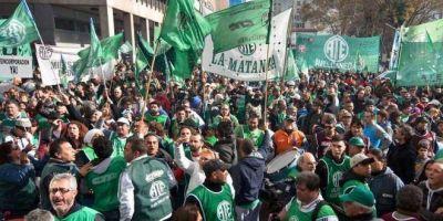 ATE deja de lado las diferencias internas y se une para enfrentar el pacto UPCN-Gobierno