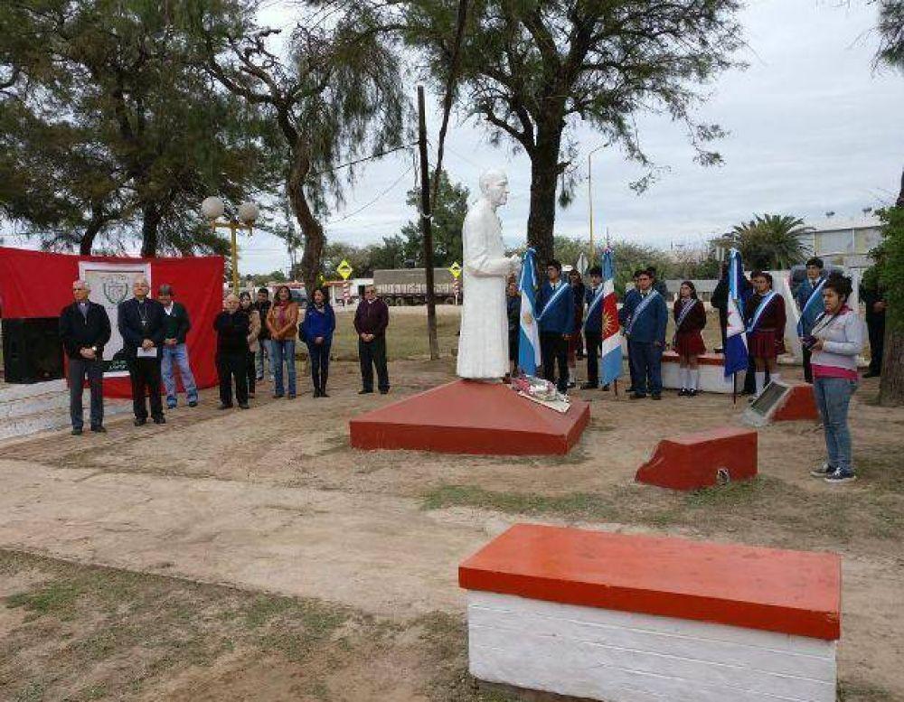 Celebran en Añatuya los 100 años del nacimiento del siervo de Dios Mons. Gottau