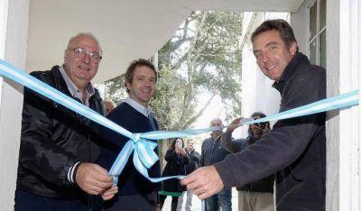 Gremio del turf abrió centro de capacitación en el Hipódromo de Azul