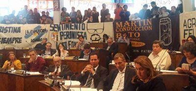 Lomas: el Concejo aprobó la rendición de cuentas 2016