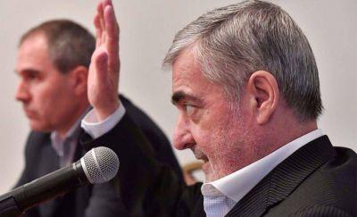 """Das Neves: """"Chubut ya le dijo que no al basurero nuclear y a la megaminería, y ahora la dice No a la central nuclear"""""""