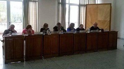 El Concejo aprobó la rendición de cuentas por mayoría
