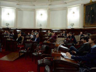 Concejo: Con los votos del massismo y el vecinalismo, se aprobó la rendición de cuentas
