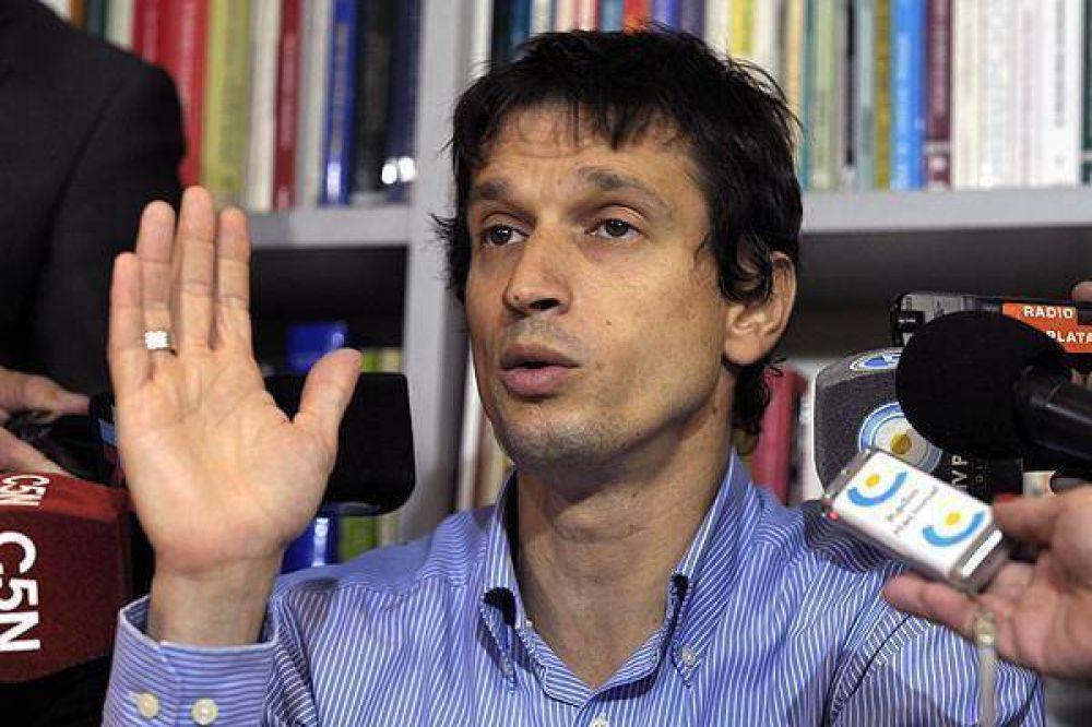 Rechazaron el pedido de Lagomarsino para ser perito en la causa que lo investiga por la muerte de Nisman