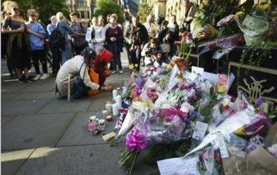 Condolencias al pueblo del Reino Unido