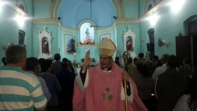 Obispo insta al buen uso del dinero público