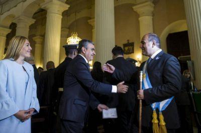Manzur pidió un alto en las peleas con la Nación