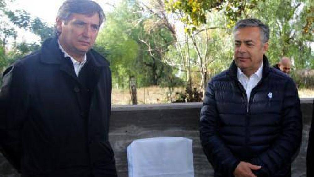 Félix se aleja de Cornejo y de algunos referentes del kirchnerismo