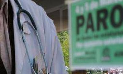 Médicos riojanos van al paro el próximo 6 de junio