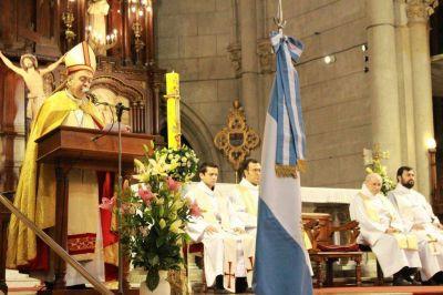 """El obispo pidió """"sensibilidad hacia los desprotegidos y capacidad de diálogo"""""""