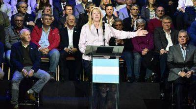 Con la presencia de varios bahienses, Massa y Stolbizer lanzaron el Partido