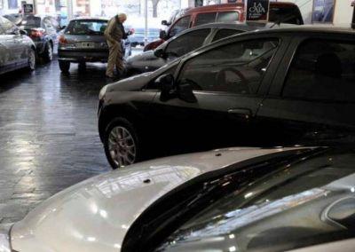 Un primer cuatrimestre favorable para el mercado automotor local