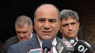 Manzur cargó contra Alfaro por desafiliarse del PJ