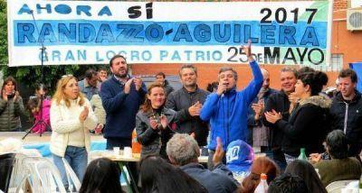 """Gustavo Aguilera: """"Randazzo expresa lo mejor del peronismo para ganarle a Macri"""""""