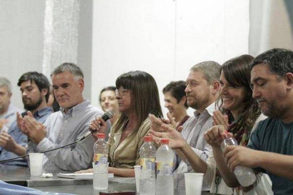 Diana Conti arremetió contra sus propios concejales en Vicente López