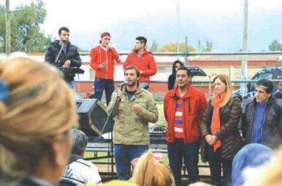 La juventud del PJ busca su lugar en la política riojana