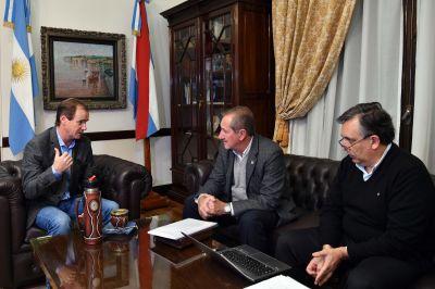 El Gobierno provincial prepara una batería de medidas para dinamizar la producción