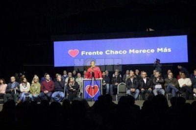 El Frente Chaco Merece Más elevará un documento a Macri en contra de las políticas nacionales