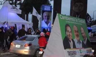 Para el cierre de campaña, los frentes alistan actos, caminatas y anuncios