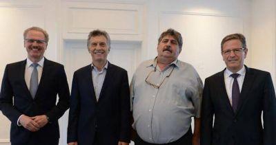 Pignanelli buscará juntar a Macri y a Randazzo en una inauguración
