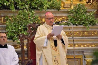 Mons. Cargnello: Nuestro compromiso es