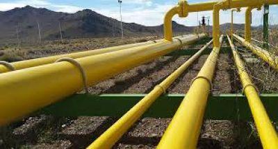 Licitan obras por $ 282 millones para ampliar el sistema de gasoductos