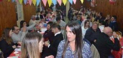 Lourdes Zaccardi reunió a los militantes renovando el compromiso político