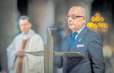 El nuevo canciller, alumno del Papa en el colegio jesuita de Santa Fe