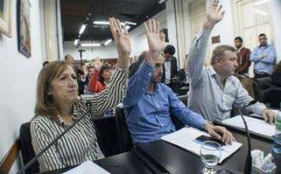 Por mayoría, aprobaron las cuentas municipales a Cascallares