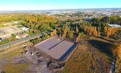 Agua potable: la Cooperativa de Trelew prepara el proyecto del presedimentador definitivo