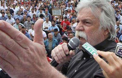 Evalúan si cabe la imputación por amenazas a Rubén Daniele