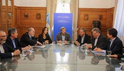 Nación invierte 1.000 millones de pesos en obras en la cuenca del Salado