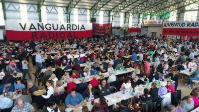 """Los radicales buscan la unidad, el pase de Rosso y la """"mesa chica"""" de Arroyo"""