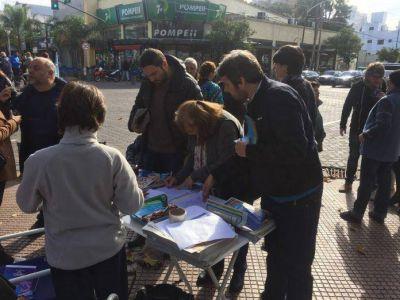 Campaña para bajar las tasas municipales de San Fernando