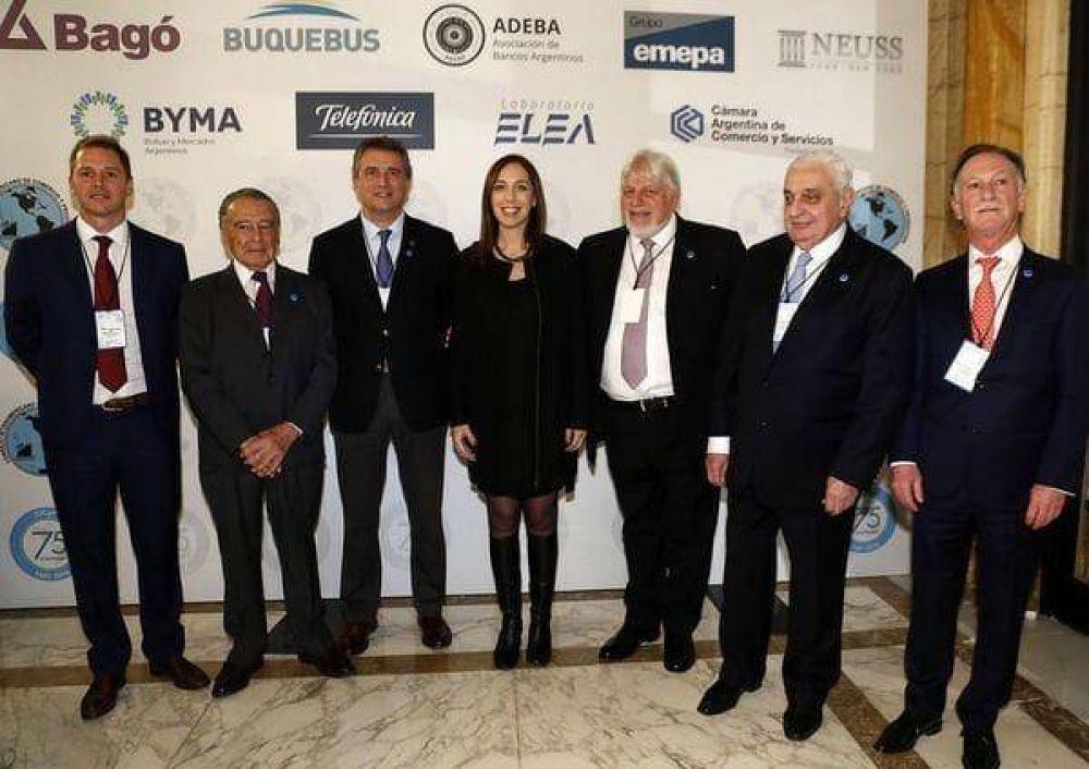 Vidal en código empresario: sinfín de elogios, elecciones legislativas y la carrera hacia el 2019
