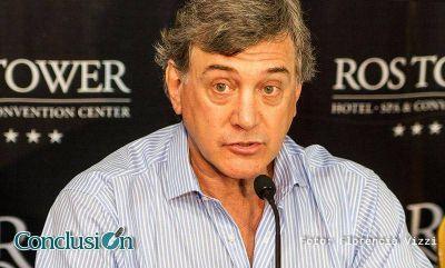 Boasso ratificó que será candidato a diputado nacional por Cambiemos