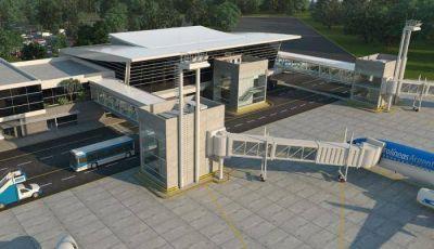 Acuerdan obras para el aeropuerto de Neuquén