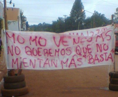 Tareferos toman desde el viernes la sede de UATRE en Andresito