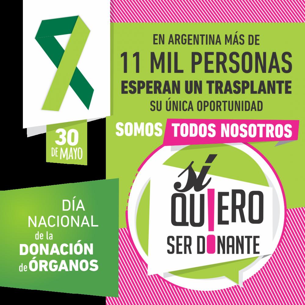 La donación de órganos permite